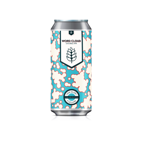 Word Cloud - New Glory Craft Brewery
